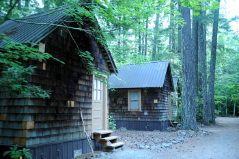 Breitenbush Cabins | A Spa in the Woods: Dip into Northwest Hot Springs