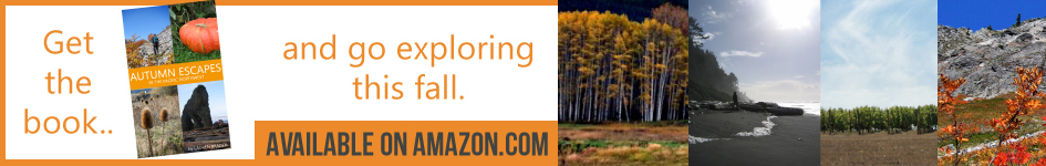 Get the Book: Autumn Escapes in the Pacific Northwest