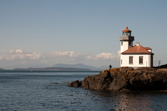 Quick Escape: San Juan Island