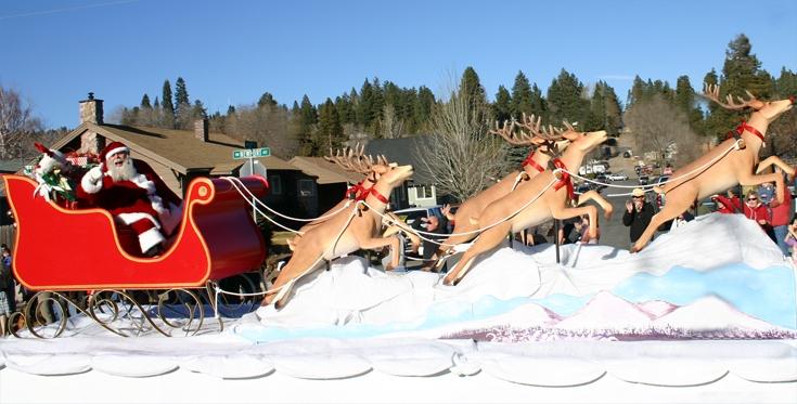 Bend Christmas Parade | Northwest TripFinder