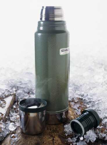The Stanley Thermos has been keeping coffee hot around the clock since 1913
