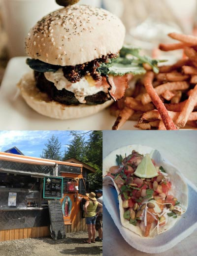 Escape to Tofino on Northwest TripFinder - Where to Eat