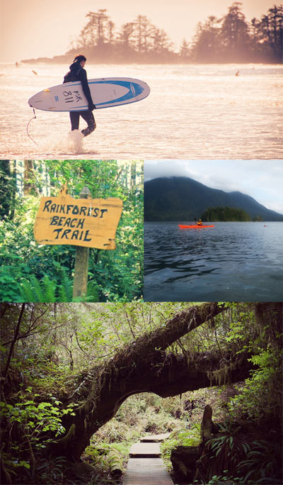 Escape to Tofino on Northwest TripFinder - Things to Do