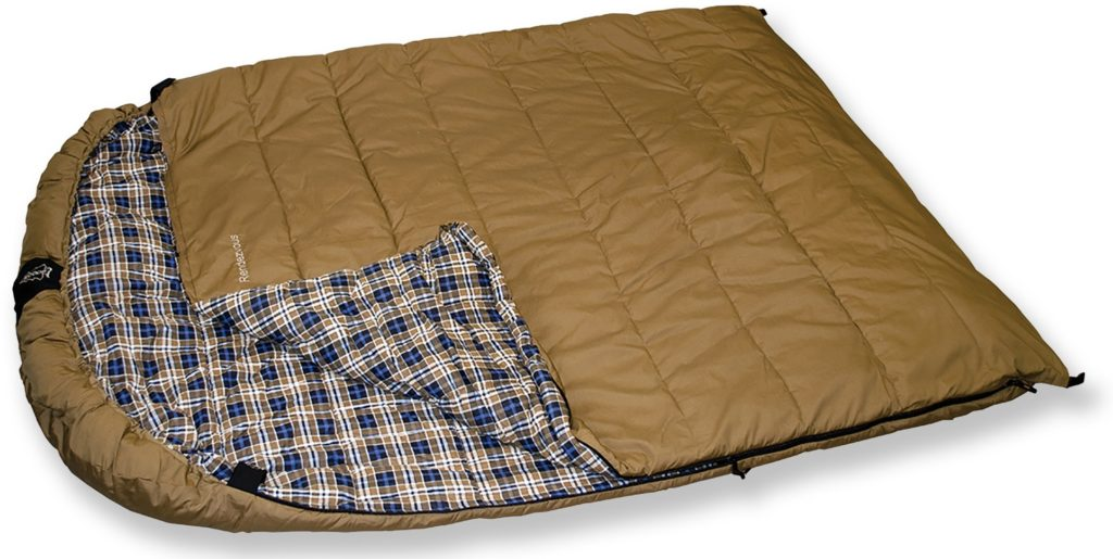 Camping Deals: Woods Rendezvous Sleeping Bag