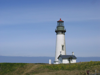 CAMP & HIKE: Beverly Beach and Yaquina Head