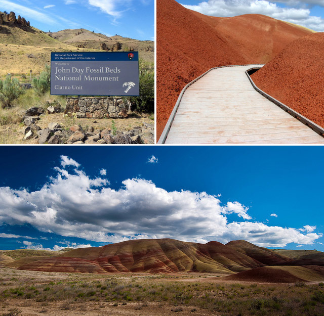QUICK ESCAPE: John Day Fossil Beds