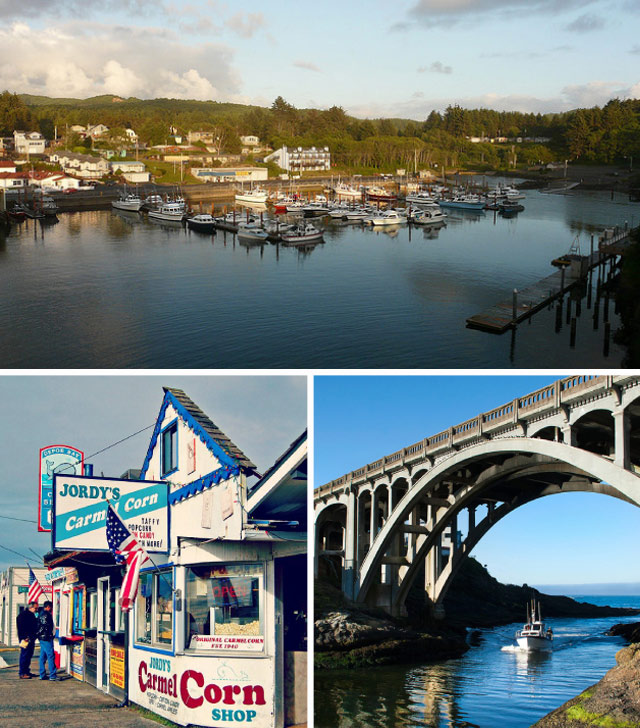Quick Escape: Depoe Bay on the Oregon Coast