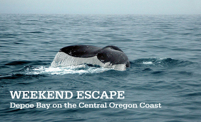 Weekend Escape: Depoe Bay on the Central Oregon Coast