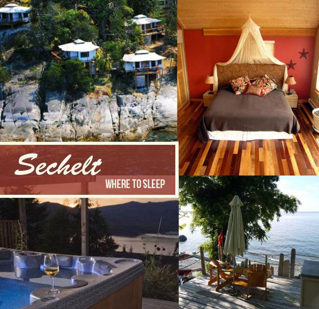 Weekend Escape: Sechelt on the Sunshine Coast