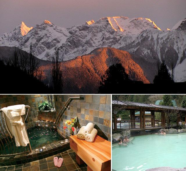 Quick Escape: Harrison Hot Springs Resort in BC