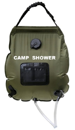How to Camp When There's no Shower at the Campground