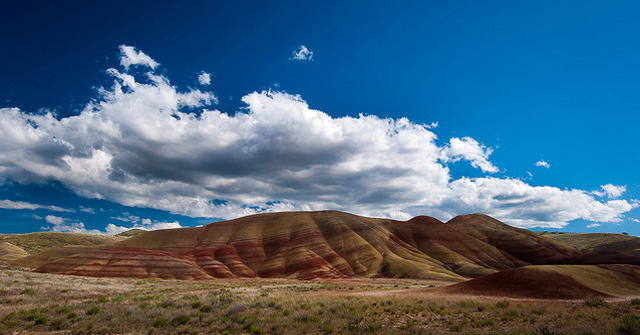 TRIP GUIDE: John Day Fossil Beds National Monument