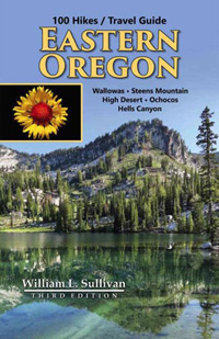 BOOK: 100 Hikes / Travel Guide: Eastern Oregon