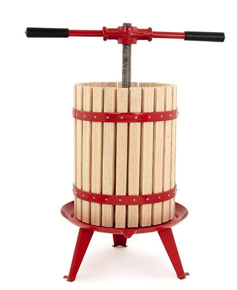 Apple and Wine Press