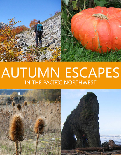 Book: Autumn Escapes in the Pacific Northwest
