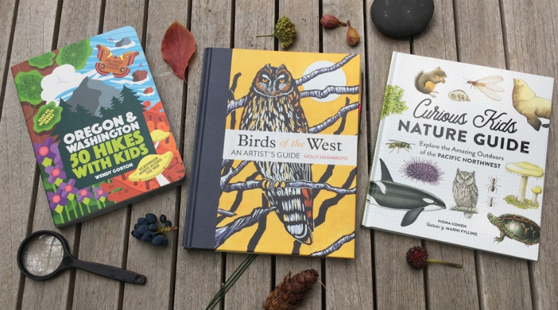 Northwest Bookshelf: Exploring Northwest Nature with Kids